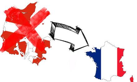 """""""Scheiß auf Dänemark – Ab in den Süden!"""" :D"""