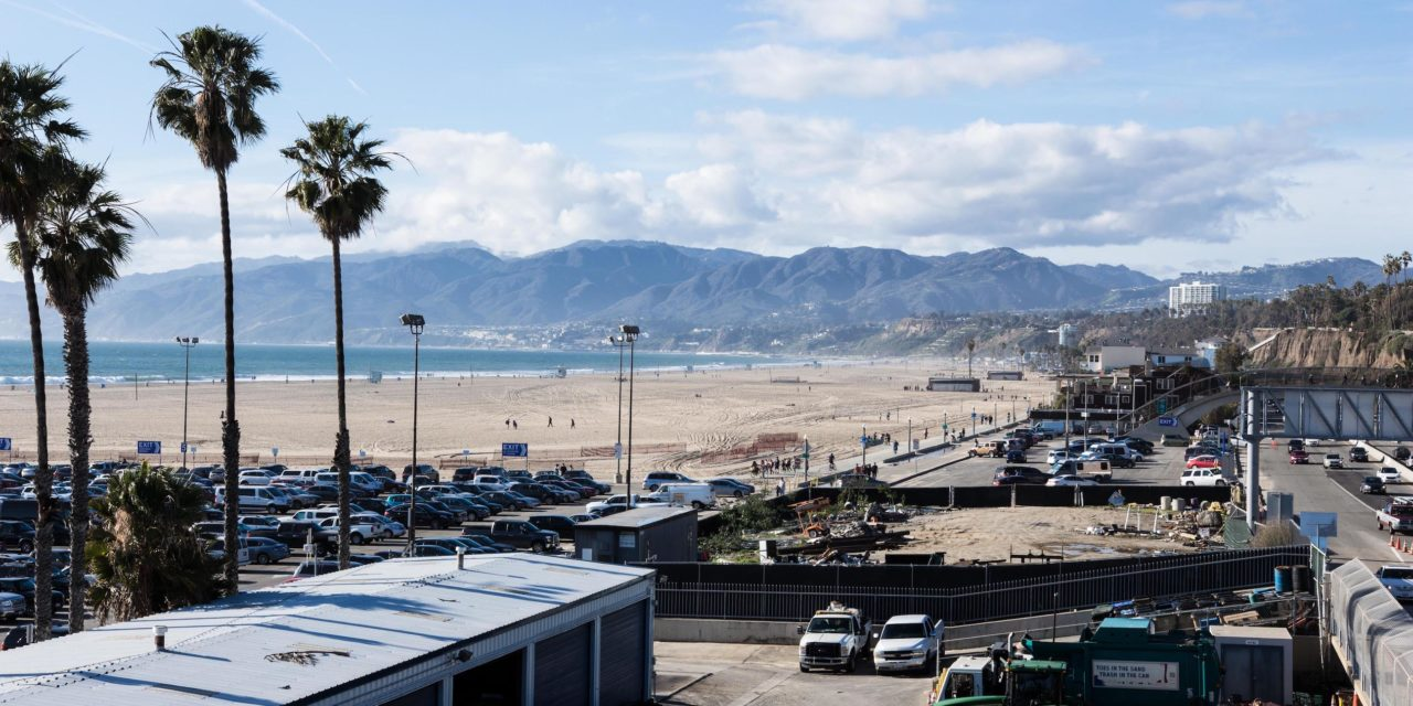 Von Santa Monica nach Venice <3