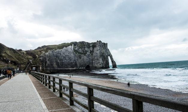 Atemberaubende Orte, Wellen, Meer und Gedanken – Road Trip Day 2